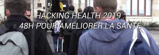 Hacking Health 2019 : clap de fin !