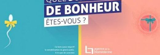 Don de gamètes : campagne nationale de sensibilisation